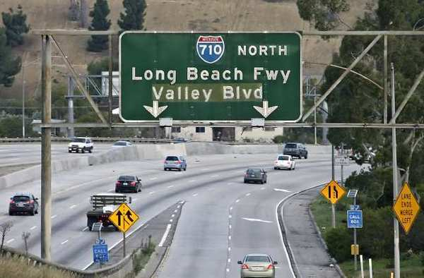 Transportation officials are considering a 4.5-mile tunnel connecting the 710 to the Foothill (210) Freeway in Pasadena is one of five alternatives to ease traffic in the region.