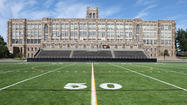 City to dedicate new Alumni Field on Friday against Carver