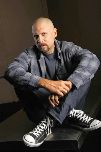 "David Ayer is the writer-director of ""End of Watch."""