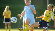 Catonsville vs. Mount de Sales girls soccer [Pictures]
