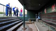 Municipal Stadium tour