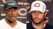 Jay Cutler surely needed a good friend to come to his defense after the events of the last week, and Brandon Marshall was that guy Wednesday.