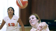 Photo Gallery: Pasadena Poly girls volleyball vs. Chadwick