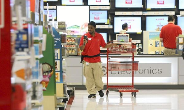 Target plans to hire fewer workers than it did during last year's holiday shopping season.