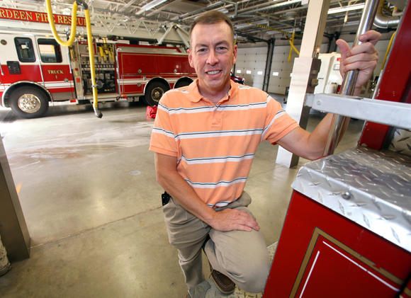 Meet the new fire chief in Aberdeen