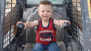 "Linkin Leatham was described as a ""miracle"" child by the Provo <em>Daily Herald</em> in Utah, after overcoming multiple illnesses as an infant and going on to become a fully healthy toddler. Unfortunately Linkin couldn't overcome the dangers of his own household. The toddler accidentally shot himself in the head with his father's handgun, which apparently was left loaded and sitting out in the open. More, <a href=""http://www.huffingtonpost.com/2012/09/18/linkin-leatham-miracle-baby-dies-shooting-father-gun_n_1893741.html"" target=""_blank"">from the Huffington Post</a>:"
