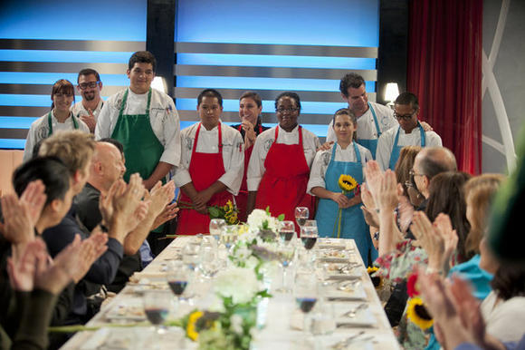 Student Chefs Top Chef Masters