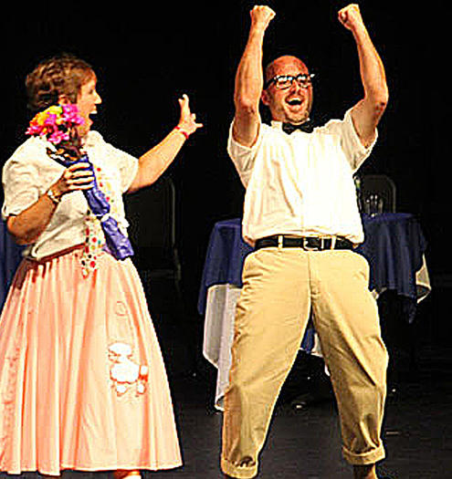 Danville teachers raise funds by dancing