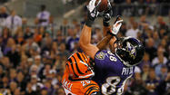 A look at how the Ravens are using Dennis Pitta