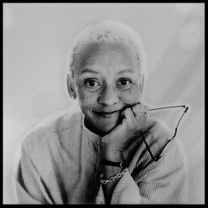Award-winning poet Nikki Giovanni