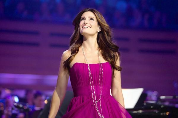 Idina Menzel performs Sept. 30 at The Bushnell.