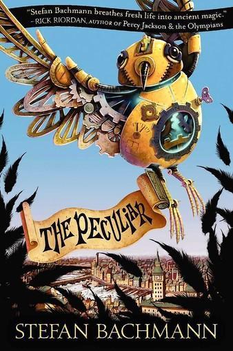 'The Peculiar' by author Stefan Bachmann.