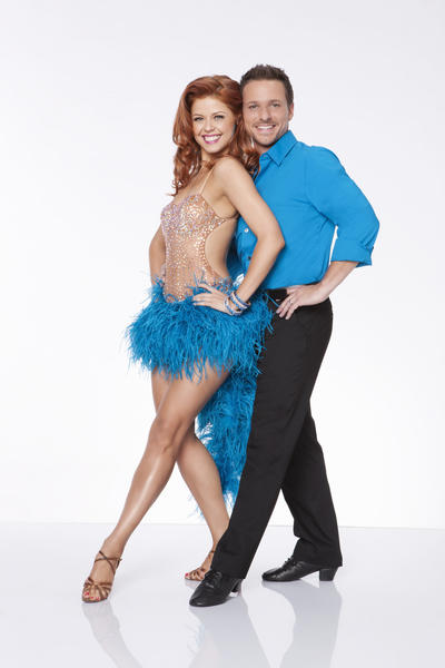'Dancing With the Stars': We rank the returning 'All-Stars' cast [Pictures]: Partner: Anna Trebunskaya   Star cred: 98 Degrees member and TV personality   Original season finish: Season 2, 1st   Drews an old friend of the Dancing With the Stars family -- his Save a Horse, Ride a Cowboy freestyle with Cheryl is still the gold standard freestyle on this show, 13 seasons later. Hes even co-hosted the show a couple of times during Samantha Harris maternity leave. But will that translate to another win, especially with a new partner? Doubtful.