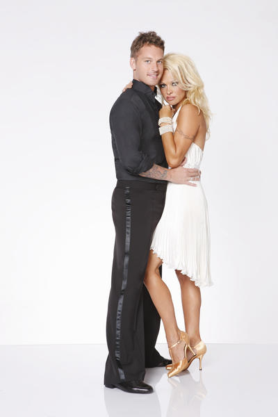 'Dancing With the Stars': We rank the returning 'All-Stars' cast [Pictures]: Partner: Tristan McManus   Star cred: Actress; taker off of clothes for money; animal activist   Original season finish: Season 10, 6th   Tristan wasnt Pamelas partner in her original season, so that could either help or hurt them. I like Tristan as a pro a lot, so he could up her game. But she never caught fire with audience voting, not showing much of a personality.