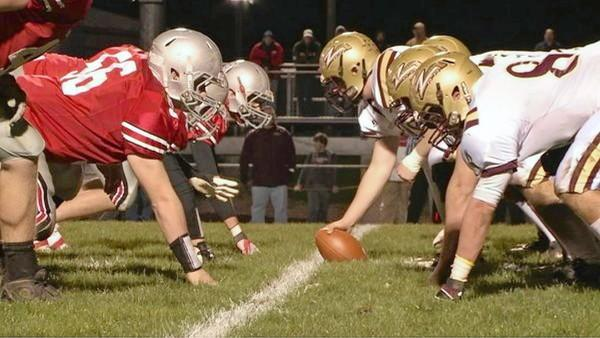 "The documentary ""Head Games"" looks at the problem of concussions in sports."