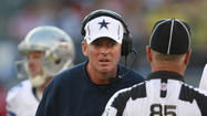 Jason Garrett, Dallas Cowboys