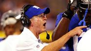 Tom Coughlin, New York Giants