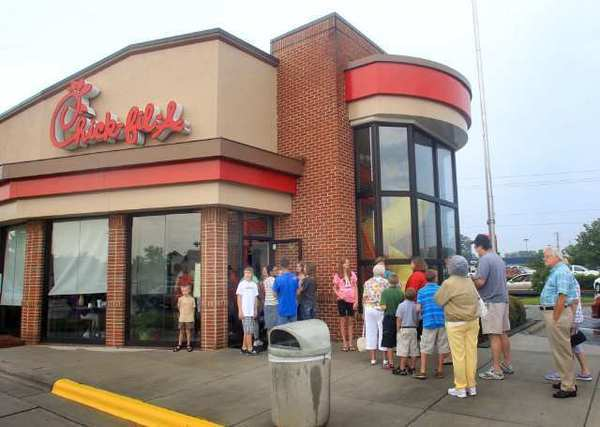 Chick-fil-A say that while its sincere intent has been to remain out of this political and social debate, it keeps getting dragged back in.