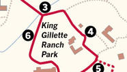 King Gillette Ranch Park, Malibu