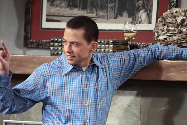 "Jon Cryer of ""Two and a Half Men."""