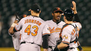 Finding some numbers in the Orioles' favor