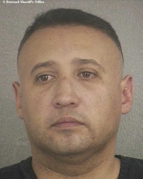Alberto Pichardo, 39, of Weston, a former officer in the Venezuelan Air Force, was sentenced to two years in federal prison for sending airplane parts to the Venezuelan military. U.S. District Judge William Dimitrouleas also fined him $5,000.