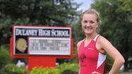 Dulaney junior Isabel Griffith grew up playing soccer, basketball and lacrosse, and when she entered high school three years ago, she figured she would continue with all of them.