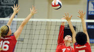 Centennial vs. Glenelg volleyball [Pictures]
