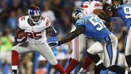 New York Giants vs. Carolina Panthers