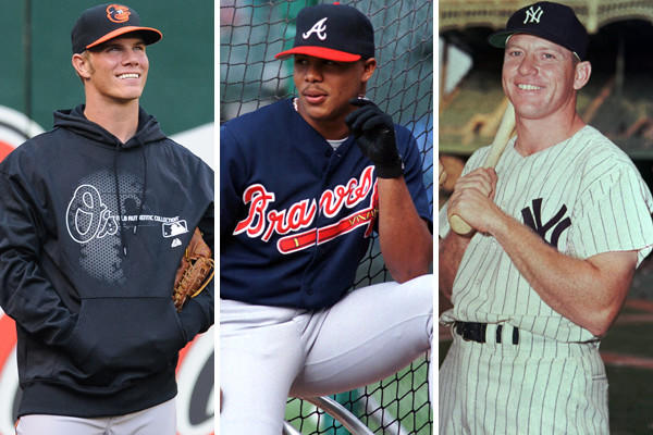 What does Dylan Bundy have in common with Andruw Jones and Mickey Mantle? He could join an exclusive list of teenagers to play in the postseason.