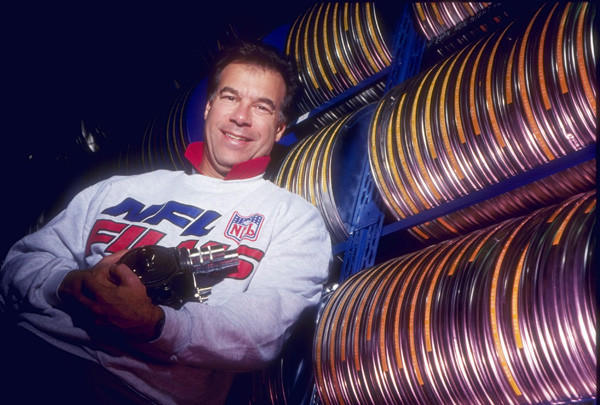 Notable deaths from 2012: Steve Sabol, co-founder of NFL Films, died at the age of 69 of brain cancer.