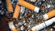 Second-hand smoke tied to memory problems: study