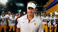 Earlier this week, angered by a question about the return of an injured player, Lane Kiffin stormed out of a daily news conference after less than 30 seconds.