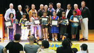 Photo Gallery: Seven 3rd grade McKinley Elementary student authors win grand prize