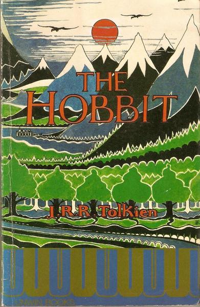 "A 1975 British edition of ""The Hobbit"" is selling for $11."