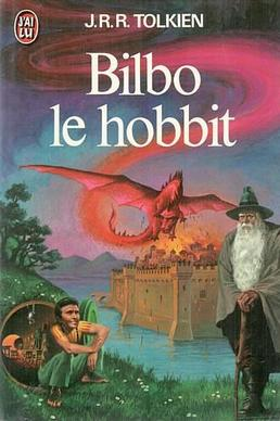"""In French, Tolkien's classic is """"Bilbo, Le Hobbit."""" This is a 1969 paperback edition."""