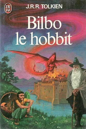 "In French, Tolkien's classic is ""Bilbo, Le Hobbit."" This is a 1969 paperback edition."