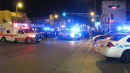 North Avenue pursuit after homicide