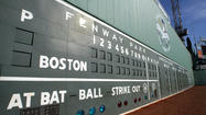 UConn football could use the Green Monster. UConn football could really use the green monster.
