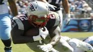 There's a rugged aspect to the New England Patriots' offense, an element beyond a prolific passing game engineered by star quarterback Tom Brady.