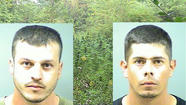 Gerardo Correa, 29 and Jose Haro-Gutierrez, 29,