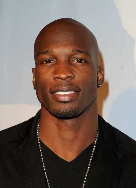 Former NFL receiver Chad Johnson.