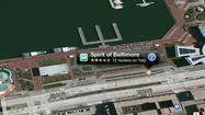 Apple Maps goof-ups can be found in Baltimore too
