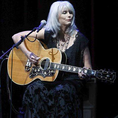 Emmylou Harris is an influential country singer.