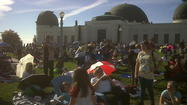 Griffith Observatory official: 'There's nowhere for people to go'
