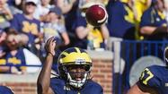 Notre Dame hopes to tie up Michigan's shoelace