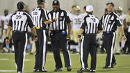 Report: NFL, officials still far apart