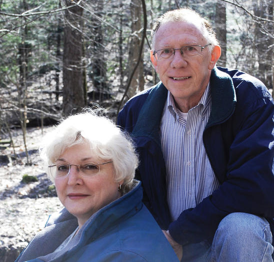 Jim and Sue Gindlesperger