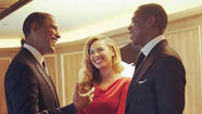 Obama thanks Jay-Z, praises Beyonce at exclusive NYC fundraiser