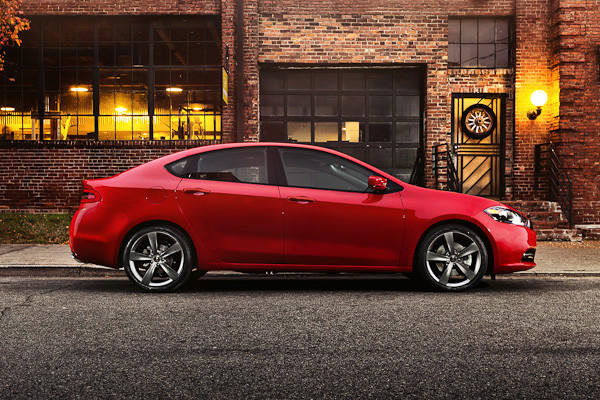 Dodge's first small car in seven years revives a name that many will remember, affixed to a stylish new car that's based on the platform of the Alfa Romeo Giulietta. The new Dart is roomy enough to be classified as a midsize car, yet returns as much as 41 mpg, depending on engine.